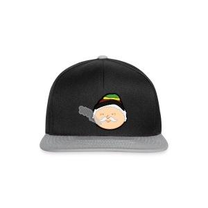 Reggae Grandpa - Snapback cap