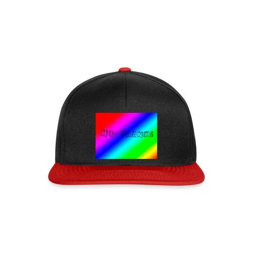 MO-Pranks rainbow - Snapback-caps