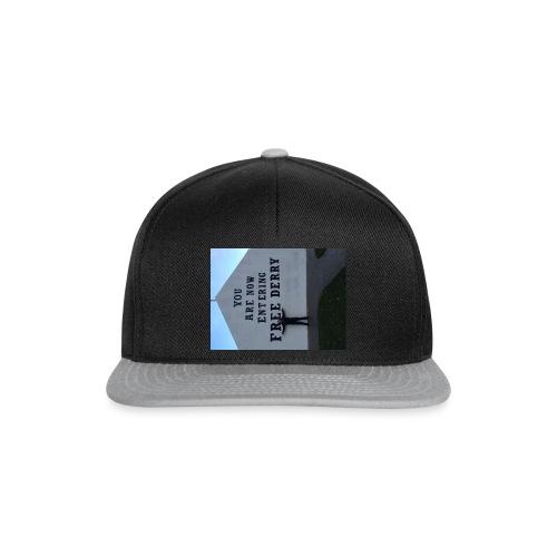 free derry - Snapback Cap