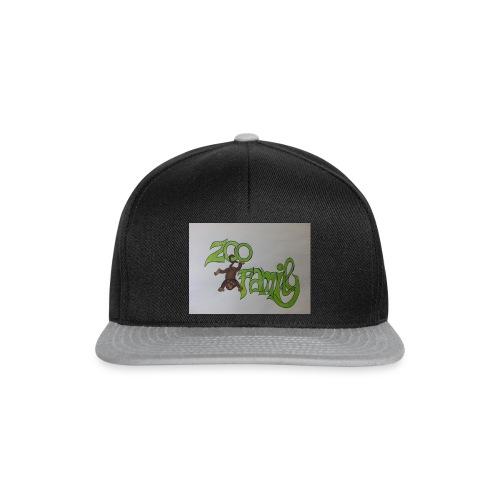 Zoo Family Bozza - Snapback Cap