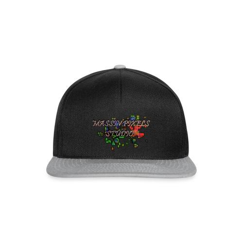 Massiv Pixels Studio - Logo Standard - Snapback Cap