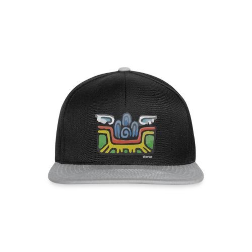 Aztec Water - Snapback Cap
