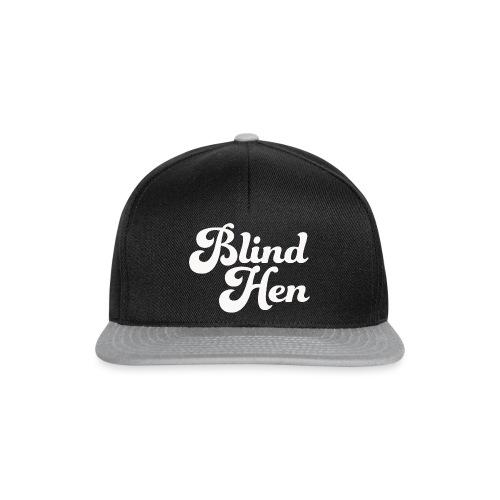 Blind Hen - Cap - Snapback Cap