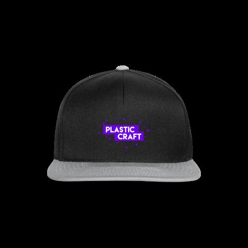 T-Shirt Mannen - Snapback cap