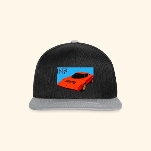 rally car - Snapback Cap