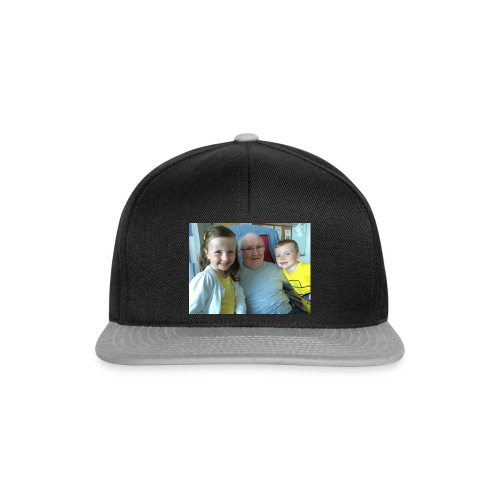 Me Papa Lewis - Snapback Cap
