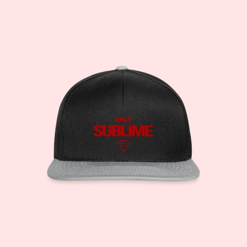 ONLY SUBLIME - Gorra Snapback