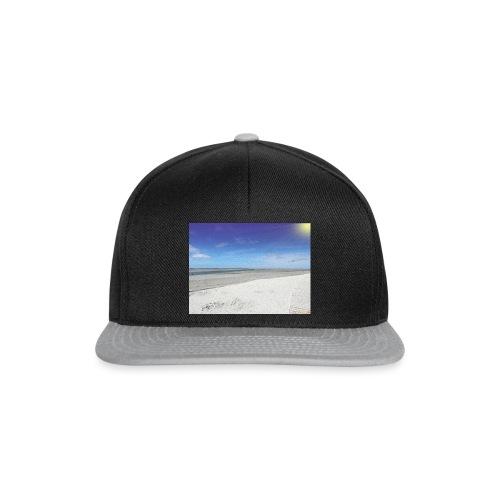 The Beach- La plage - Casquette snapback