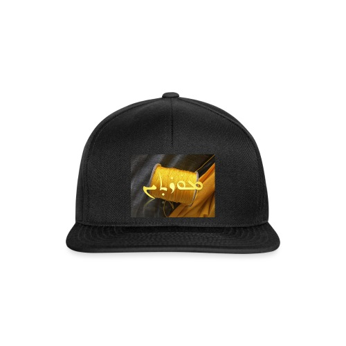 Mortinus Morten Golden Yellow - Snapback Cap