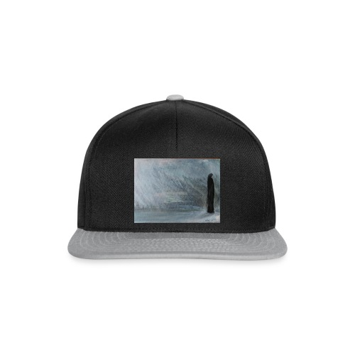 Wise man/Weeping widow - Snapback Cap