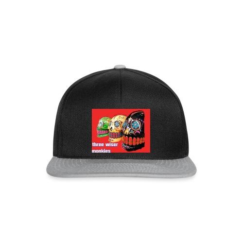 Threewiser - Snapback Cap