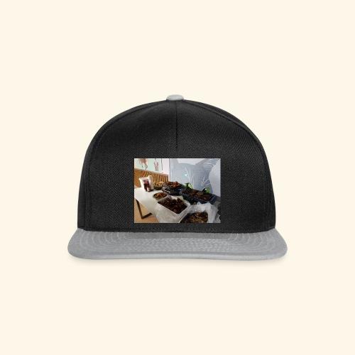 Party Menü - Snapback Cap