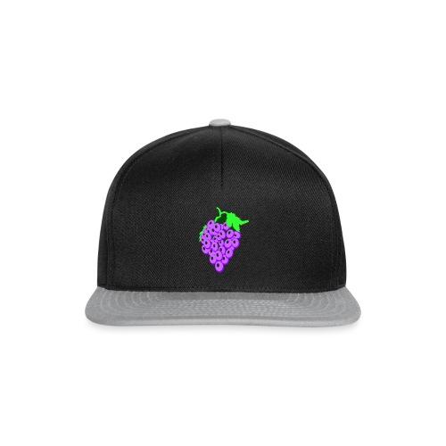 Druif foto Design - Snapback cap