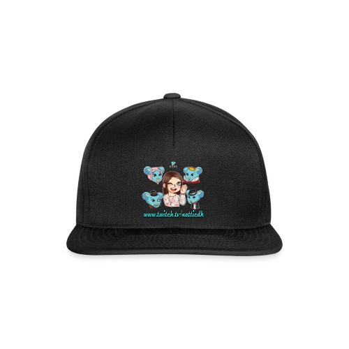 TwitchID - Snapback Cap