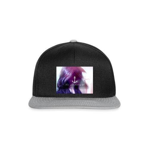 Live your f*cking life - Snapback Cap