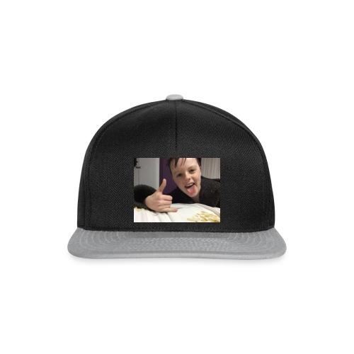 Bro ring call - Snapback Cap