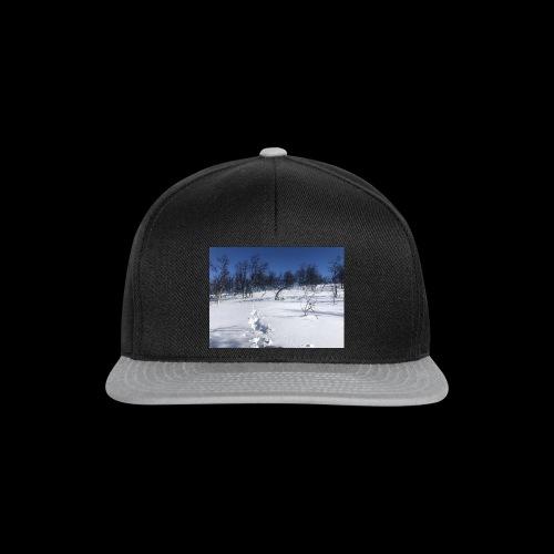 Fin natur - Snapback-caps