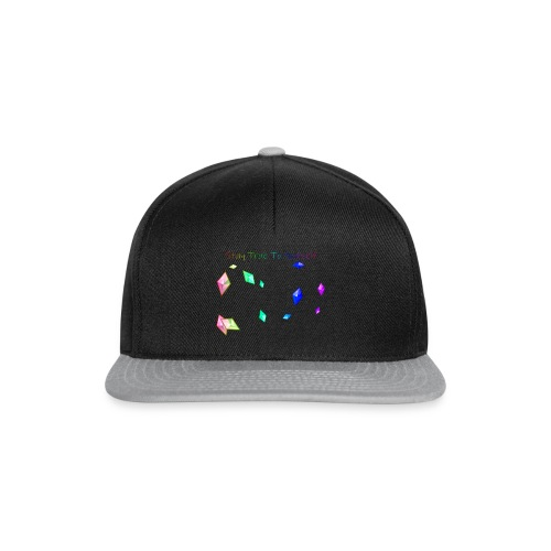 stay true to yourself - Snapback Cap