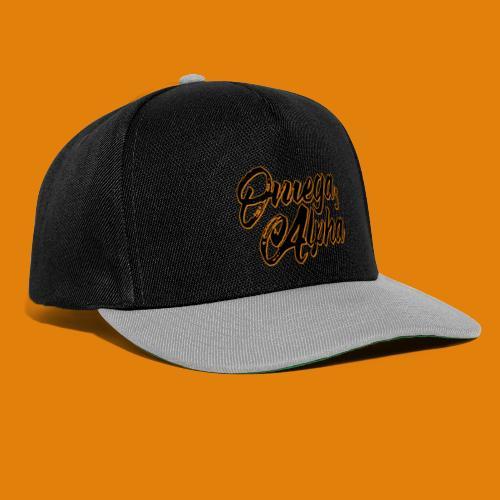 Omega's Alpha - Snapback Cap