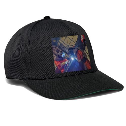 Duo welding - Snapback cap