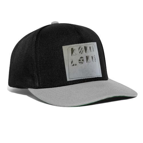 Xddx - Snapback Cap