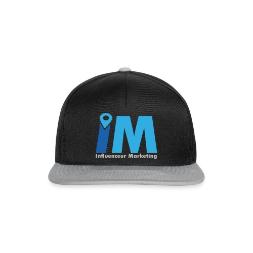 Influenceur Marketing - Casquette snapback