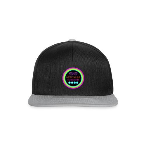 Retro Rings - Snapback Cap