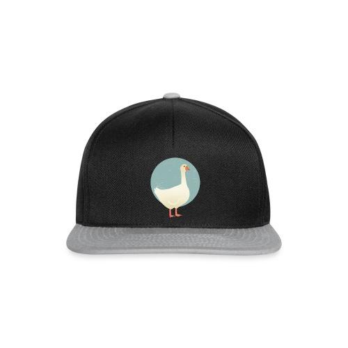 Goose Cave - Snapback Cap
