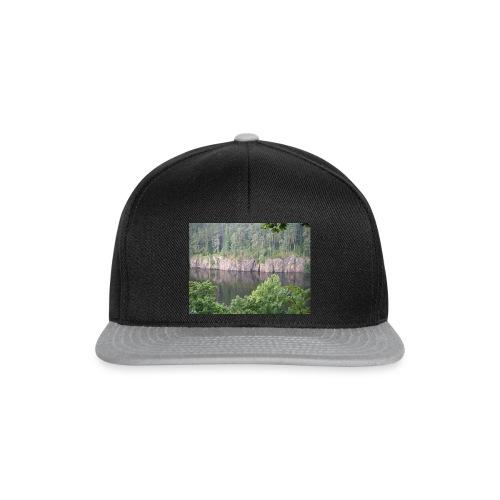 Laatokan maisemissa - Snapback Cap