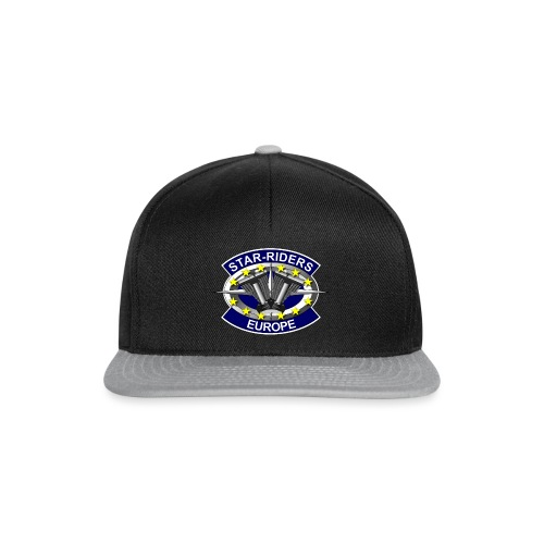 Star riders Europe - Snapback cap