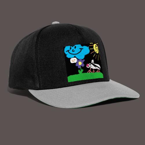 Hamster Rosina - Snapback Cap