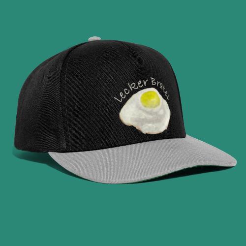 Lecker Bratei - Snapback Cap