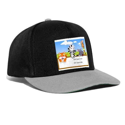 Your-Child Name - Snapback Cap