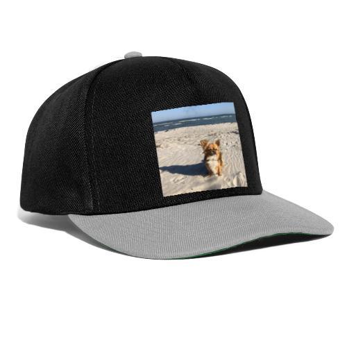Tina am Strand - Snapback Cap
