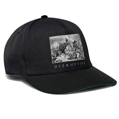 Dizruptive lionpit - Snapback Cap