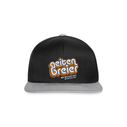 Geitenbreier - Snapback cap