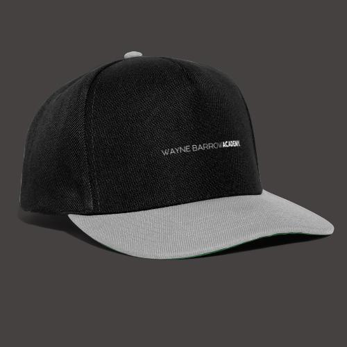 Wayne Barrow Academy Merchandise - Snapback Cap