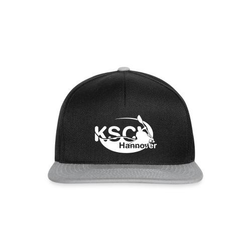 KSC Logo einfarbig - Snapback Cap