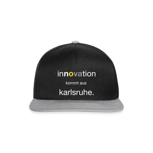 Innovation aus Karlsruhe - Snapback Cap
