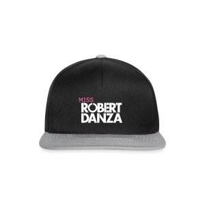 cap_logo_roze_miss_wit_copy - Snapback cap