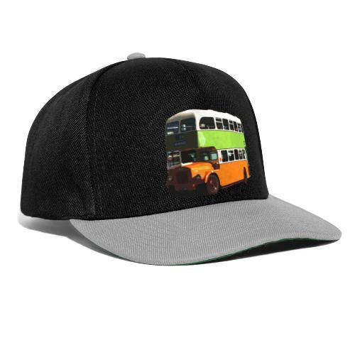 Glasgow Corporation Bus - Snapback Cap
