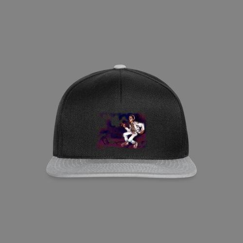 MOON KUSH - Snapback Cap