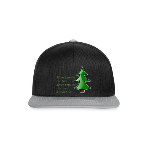 Isle of the Trees - Snapback Cap