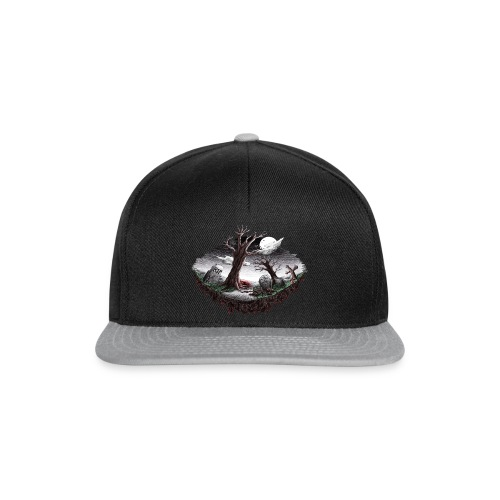 Horrorcontest scribblesirii - Snapback Cap
