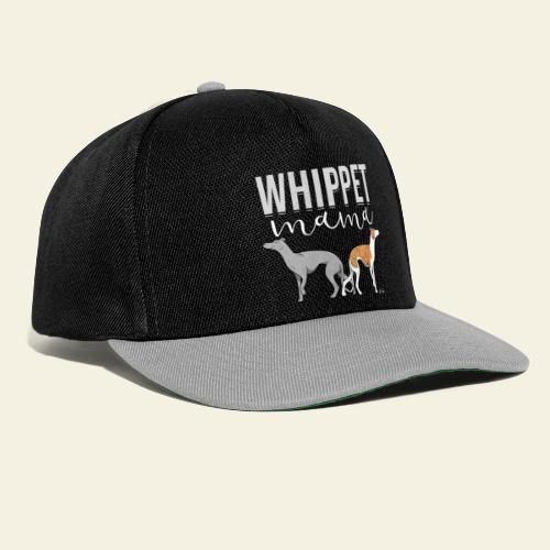 Whippet Mama - Snapback Cap