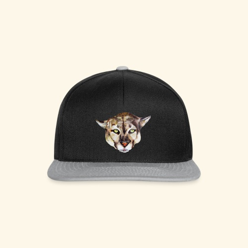 Artistic wild animal - Snapback Cap