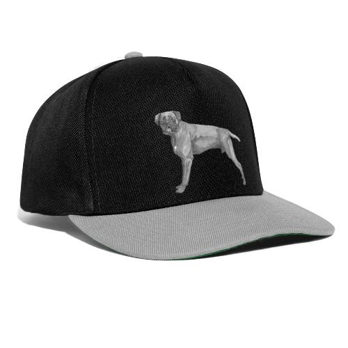 boxer - ink - Snapback Cap