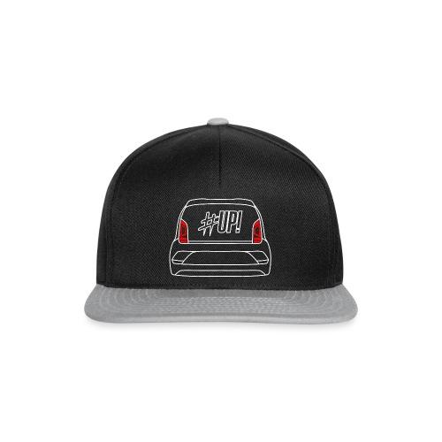 back up! - Snapback Cap