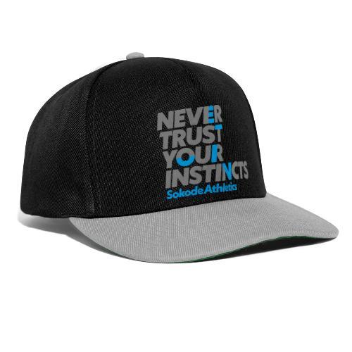 neverTrustSokode - Snapbackkeps