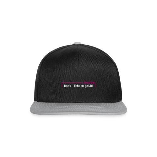 logo licht - Snapback cap